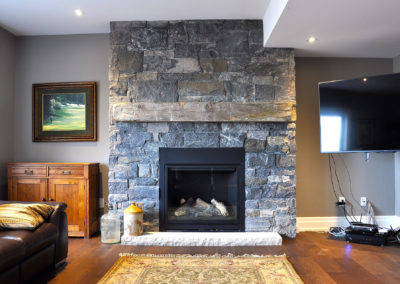 Fireplaces & Stone Work