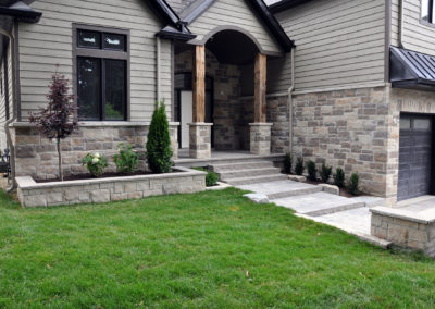 Interlock & Outdoor Stone Work