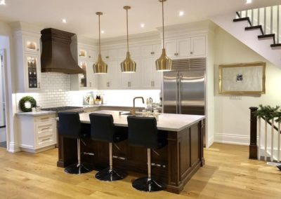 Kitchen & Backsplash