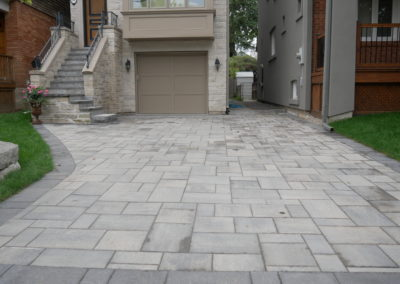 Interlock & Outdoor Stone Work